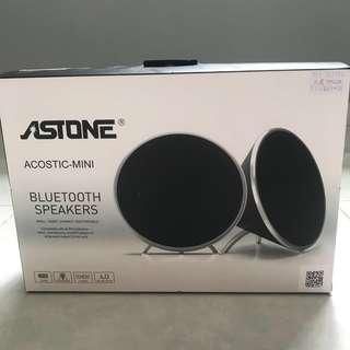 ASTONE ACOSTIC-MINI BLUETOOTH SPEAKERS