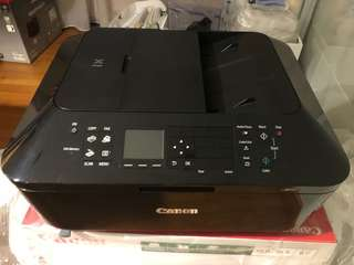 Canon pixma MX 727 - scanner - printer - copier - fax
