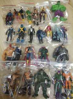 Marvel Universe Avengers ***3.75 *** Hasbro
