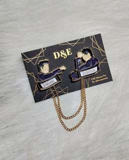 Super Junior D&E Enamel Pins