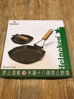 🚚 海尼根烤盤