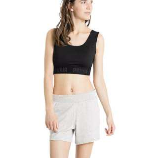 Puma crop top in black