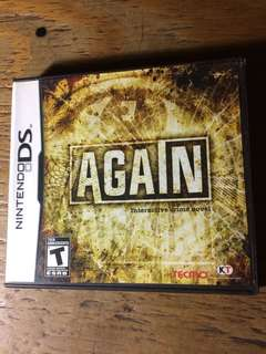 DS game Again