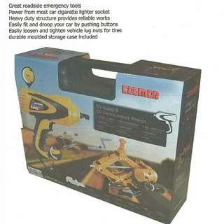 2000KG Load 12V Durable Electric Car Jack