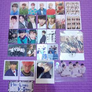 BTS PHOTOCARD ALBUM