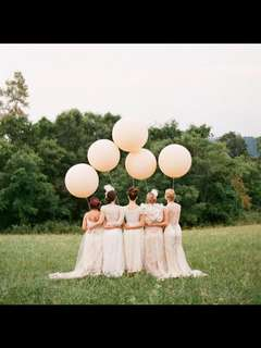 Giant 36 inch Latex Balloons
