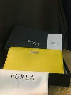 [購自英國] Furla 長銀包