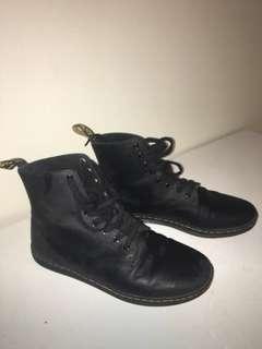 Doc Martens Black Boots Size 11