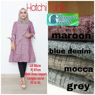 Hatchi tunic