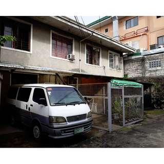 For Sale 2 Old 4BR Apartments in Maamo St Sikatuna Quezon City