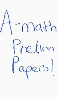Secondary 4 Additional Mathematics Test Papers