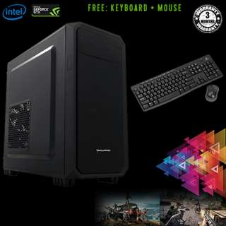 $534 Cheap Custom Gaming Desktop