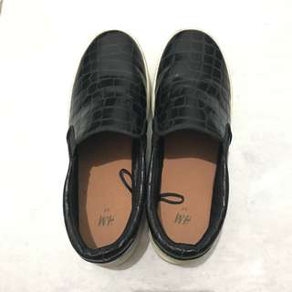 HnM Leather shoes