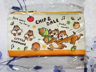 Chip n dale pouch - ready stock 3 pcs