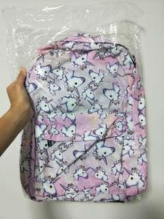 Unicorn bagpack