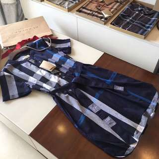 Burberry dress in 5 colors