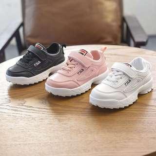 Kids Fila Shoes
