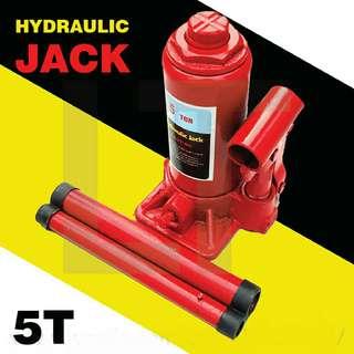 5 TON Hydraulic Car Jack