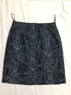 Mango Suit pencil skirt