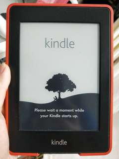 Kindle paper white 2 wifi