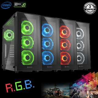 1440p Mid-End Gaming Desktop RGB Edition [CHEAP]