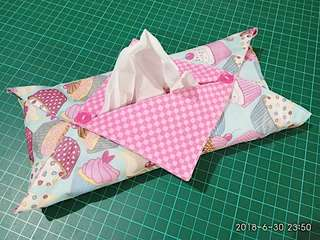 Handmade Tissue Bag