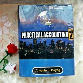 Practical Accounting 2 (Dayag, 2013)