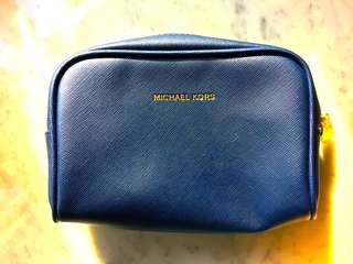 Michael Khors cosmetic bag 化妝袋
