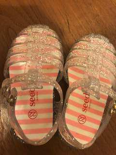 Seed 涼鞋