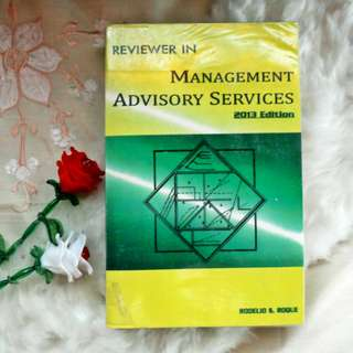 Management Advisory Services (Roque, 2013)