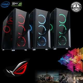 4k High-End Gaming Desktop - GTX 1070 8GB + i7-8700 + 1248 GB TOTAL MEMORY! [CHEAP]