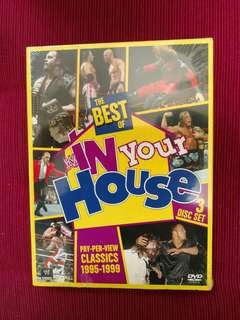 WWE in Your House collection