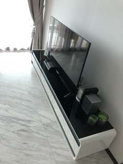 Coffee Table & Tv console