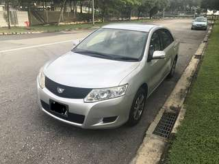 Cheap car rental for Grab/Ryde/Personal