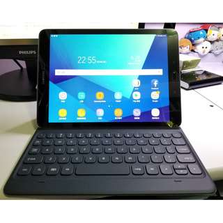 "Galaxy Tab S3 (9.7"") Wi-Fi with SAMSUNG Keyboard(行貨)"