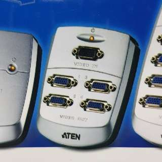 Aten VGA Splitter (15pin) 1 in 4 out