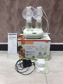 Ameda Double Breast Pump