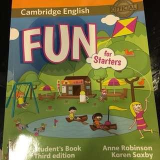 Cambridge English Starters