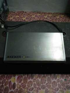 Power Monoblok Kicker Ex500.1