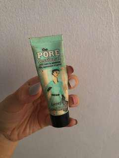 Porefessional by benefit