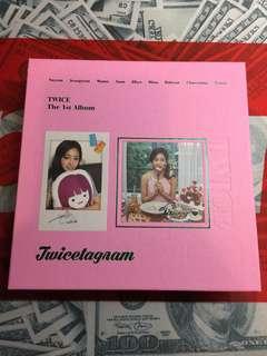 Twice Twicetagram Nayeon Sana 淨專