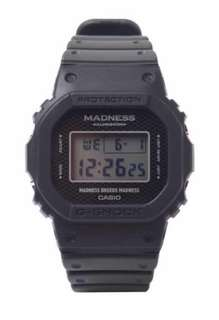 Casio g-shock madness