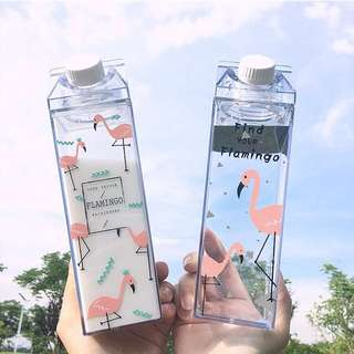 [PO] Milk Carton Alike Bottle