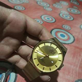 HEA Gold Watch