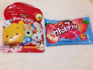 🚚 韓國 軟糖(2包)