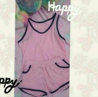🔘(任3件1千) 全新 韓國 夏天 粉色 超值套裝