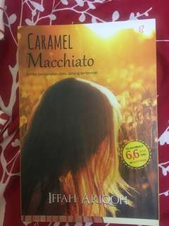 Novel Caramel Macchiato