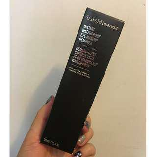 全新 BareMinerals 礦物眼部卸妝液 Instant Waterproof Eye Makeup Remover (120ml) Bare Minerals