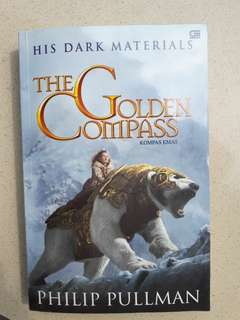 Novel The Golden Compass by Philip Pullman