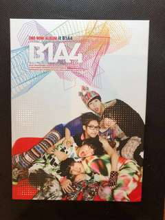 B1A4 2nd Mini Album - it B1A4